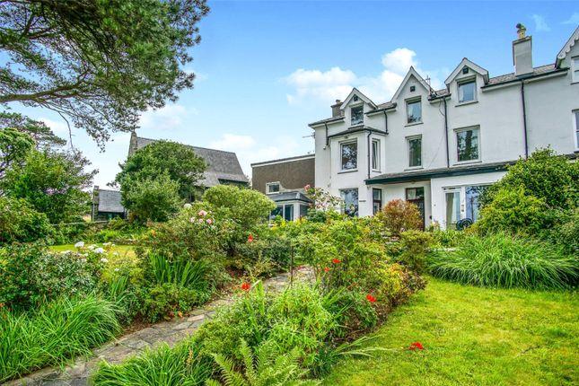 Thumbnail Semi-detached house for sale in Bronafon, Borth-Y-Gest, Porthmadog, Gwynedd
