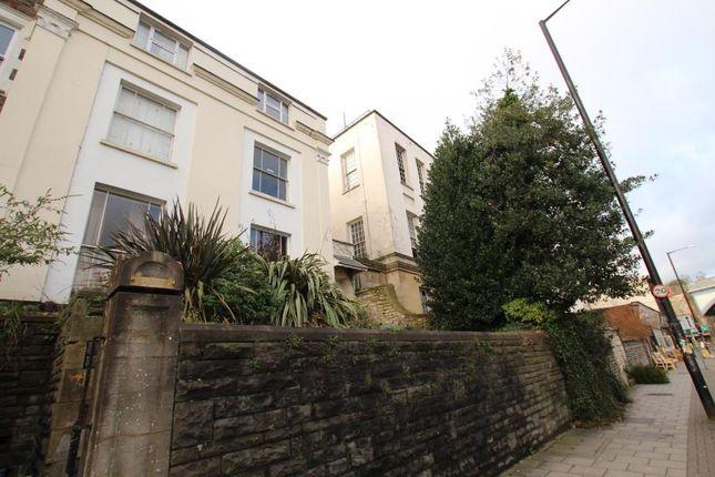 Thumbnail Flat to rent in Cheltenham Crescent, Cheltenham Road, Bristol