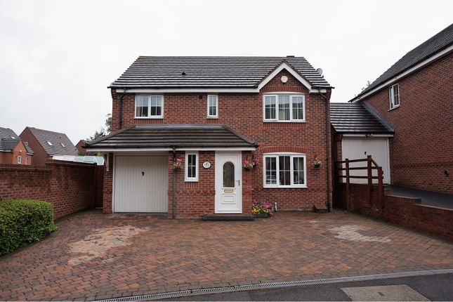 Thumbnail Detached house for sale in River Walk, Wednesbury