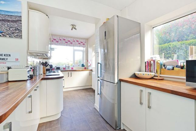 Kitchen of Hollythorpe Rise, Norton Lees, Sheffield S8