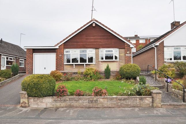 Thumbnail Detached bungalow for sale in Windmill Avenue, Kidsgrove, Stoke-On-Trent