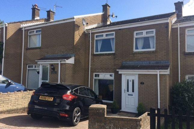 Thumbnail Terraced house for sale in Whiteways, Llantwit Major