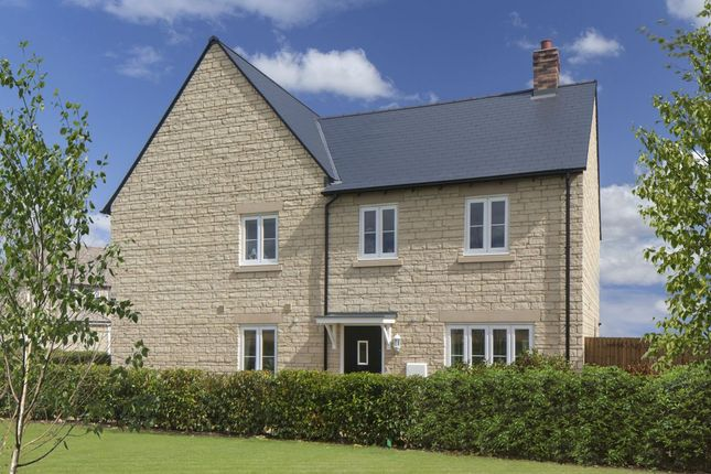 Thumbnail Semi-detached house to rent in Swinbrook Park, Carterton, Oxfordshire