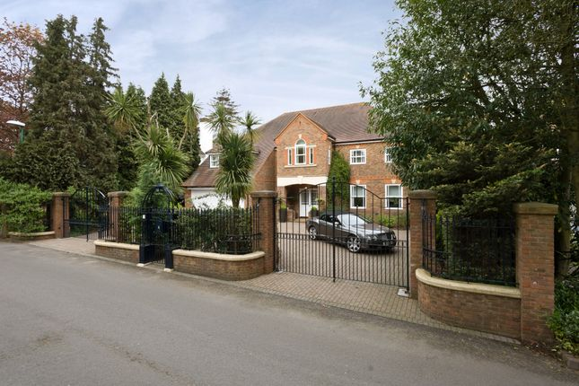 Thumbnail Detached house for sale in Warren Road, Coombe, Kingston Upon Thames