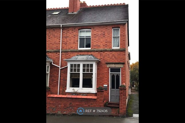 Thumbnail End terrace house to rent in Copthorne Road, Shrewsbury