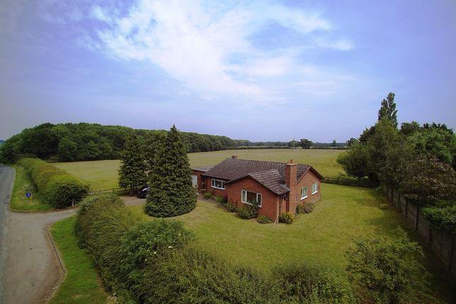 Thumbnail Bungalow to rent in Hermitage Road, Brampton Ash, Market Harborough, Leicestershire
