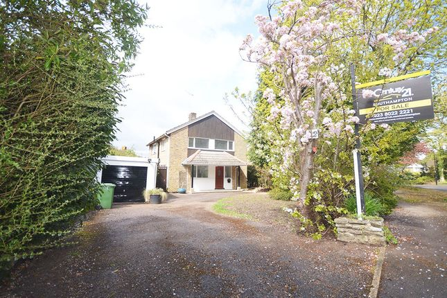 Thumbnail Detached house for sale in Holly Hill, Southampton, Hampshire