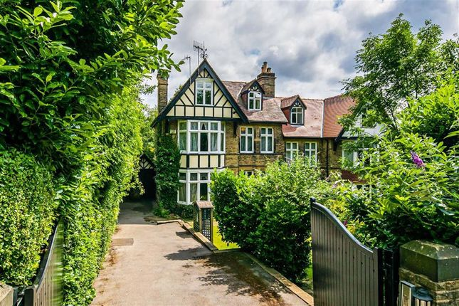 Thumbnail Semi-detached house for sale in Westwood House, 18, Ranmoor Park Road, Ranmoor