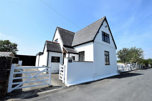 Thumbnail Detached house for sale in The Old School, Porthkerry, Rhoose, Nr Barry