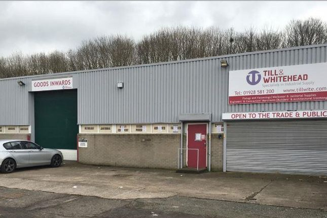 Thumbnail Light industrial for sale in Unit 65, Brindley Road, Astmoor Industrial Estate, Runcorn, Cheshire