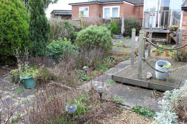 Rear Garden of Cameron Close, Duston, Northampton NN5