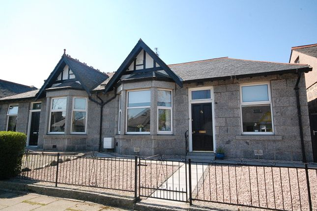 Thumbnail Semi-detached house to rent in Burns Road, Aberdeen
