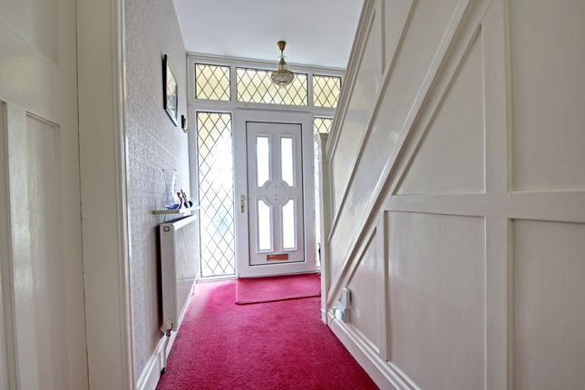 Entrance Hallway of Greenbank Road, May Bank, Newcastle-Under-Lyme ST5