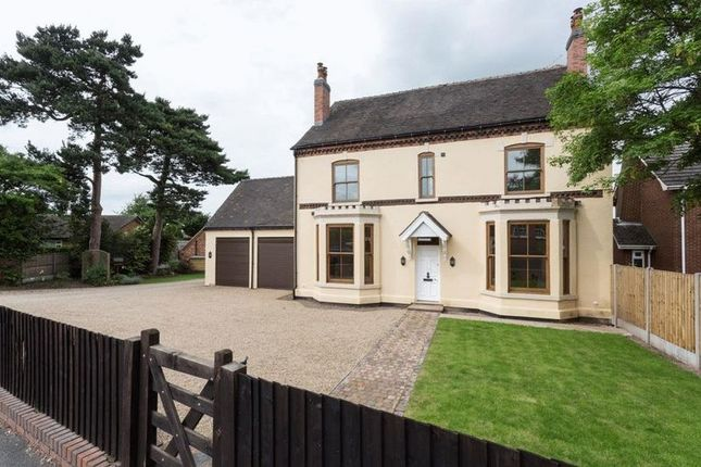 Thumbnail Detached house for sale in School Lane, Hill Ridware, Rugeley