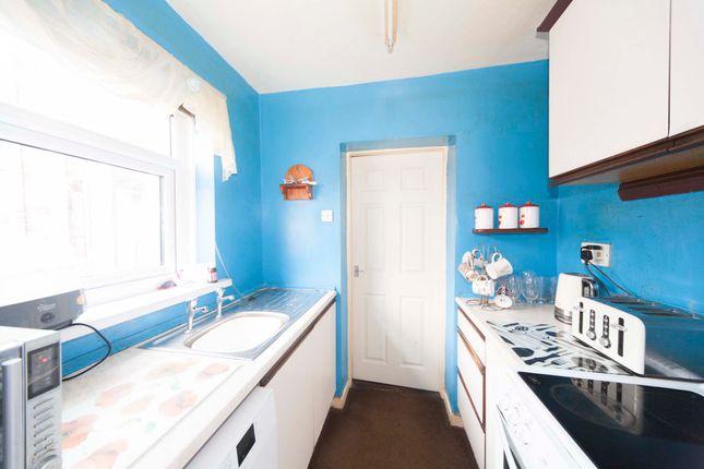 Kitchen of Tenth Street, Blackhall Colliery, Hartlepool TS27