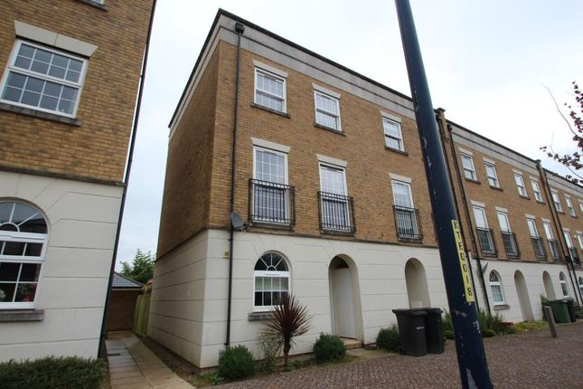Thumbnail Town house to rent in Tarragon Road, Maidstone