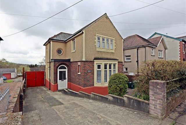 Thumbnail Detached house for sale in Main Road, Church Village, Pontypridd