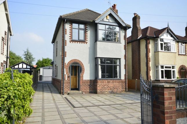Thumbnail Detached house for sale in Chester Road, Helsby, Frodsham
