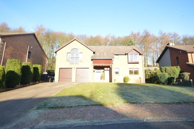 Thumbnail Detached house to rent in Mount Frost Place, Markinch, Glenrothes