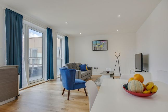 Thumbnail Studio to rent in Central House, London