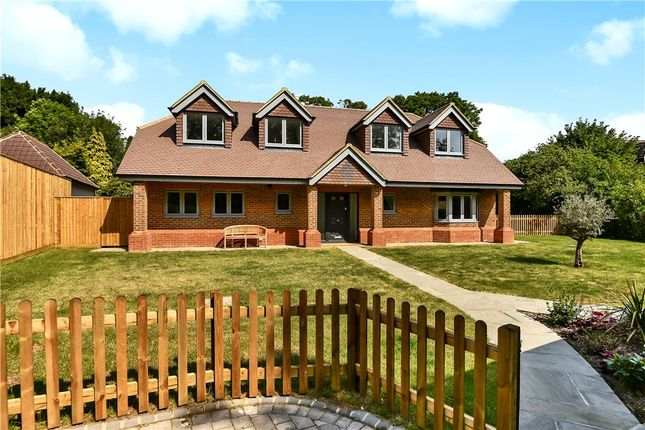 Thumbnail Detached house for sale in Church Grove, Wexham, Slough