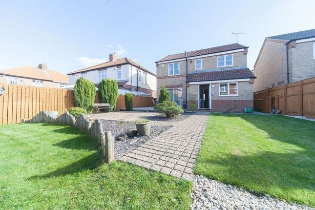 Thumbnail Detached house for sale in Melville Avenue, Blyth
