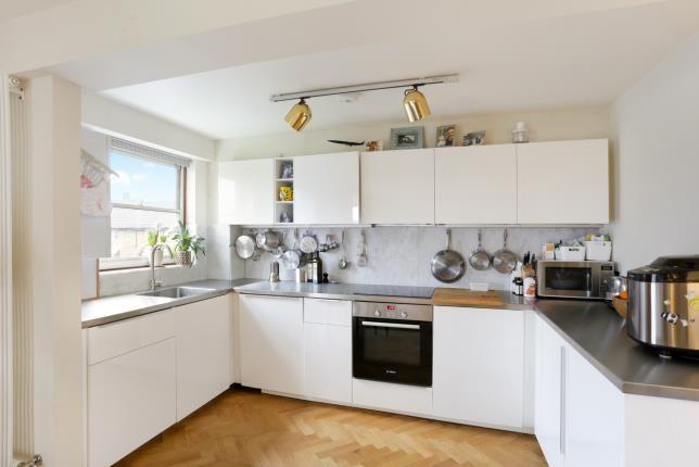 Kitchen of Thorney Crecent, Battersea, London SW11