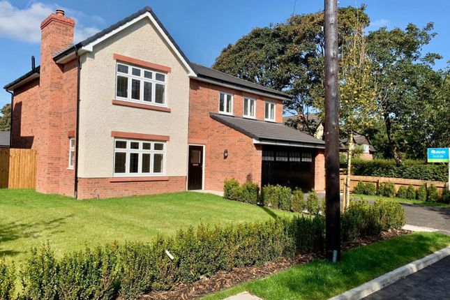 Thumbnail Detached house for sale in Rothwells Lane, Crosby, Liverpool