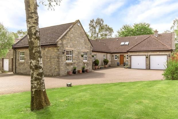 Thumbnail Detached house for sale in Briden House, Ashwood Steadings, Mawcarse, Kinross