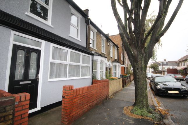 Thumbnail Terraced house for sale in Dundee Road, Plaistow