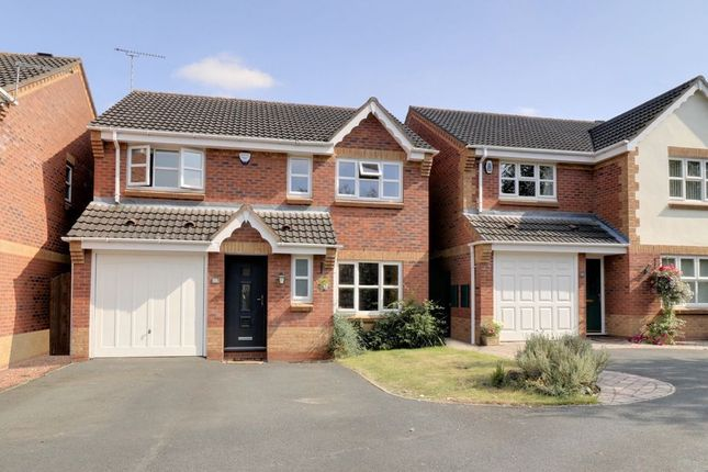 Thumbnail Detached house for sale in Sandiway, Barton Under Needwood, Burton-On-Trent