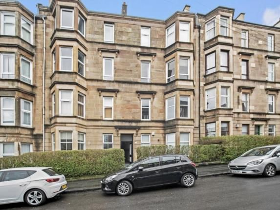 Exterior of Fergus Drive, North Kelvinside, Glasgow G20