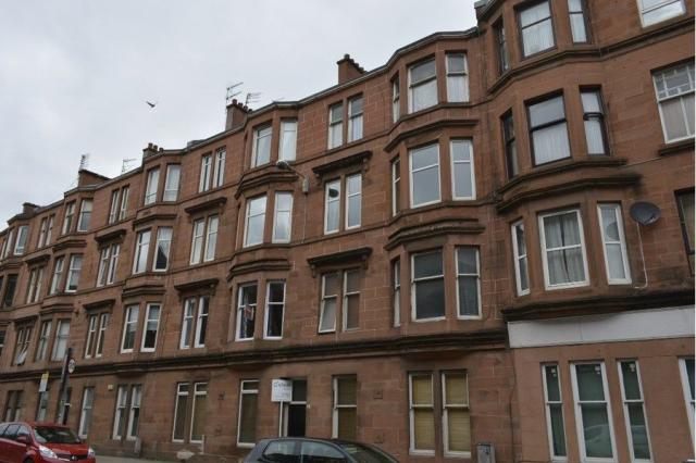Thumbnail Flat to rent in 664 Dumbarton Road, Glasgow, 6Ra