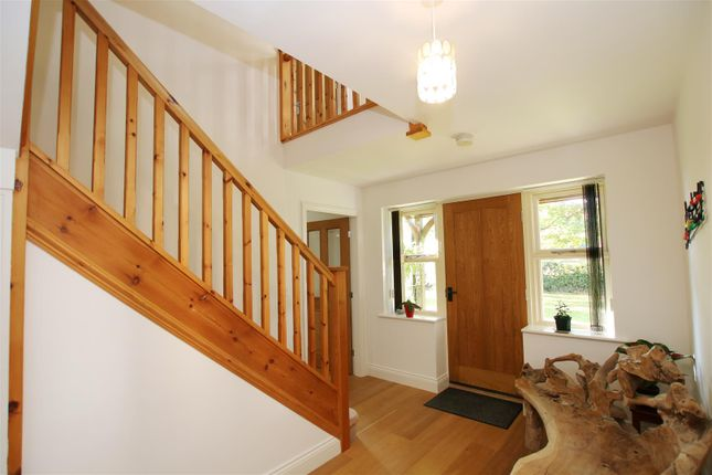 Entrance Hall of Station Road, Thorpe-On-The-Hill, Lincoln LN6