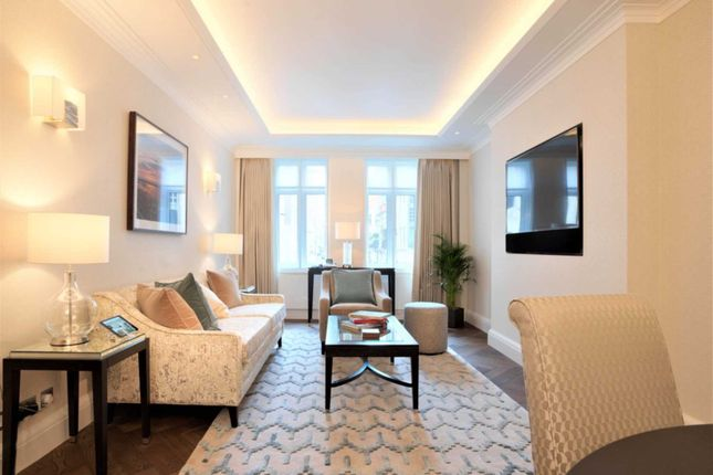 Thumbnail Flat to rent in Hyde Park Residence, Park Lane, London