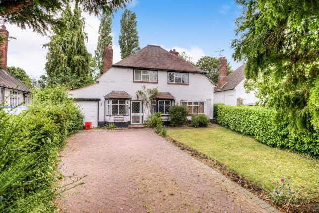 Thumbnail Detached house for sale in Myton Crofts, Leamington Spa, Warwickshire, England