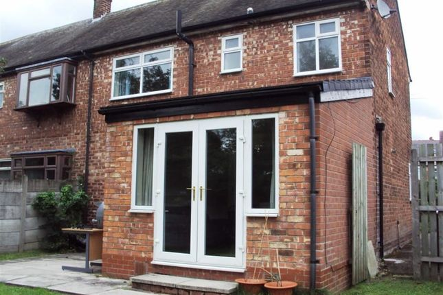 Thumbnail Semi-detached house to rent in Parkville Road, Withington, Manchester