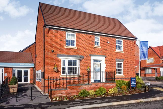 Thumbnail Detached house for sale in Princethorpe Street, Bromsgrove