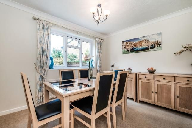 Dining Room of Farnefold Road, Steyning, West Sussex BN44
