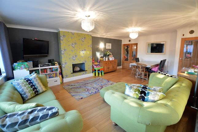 Thumbnail Link-detached house for sale in Dunraven Crescent, Talbot Green, Pontyclun