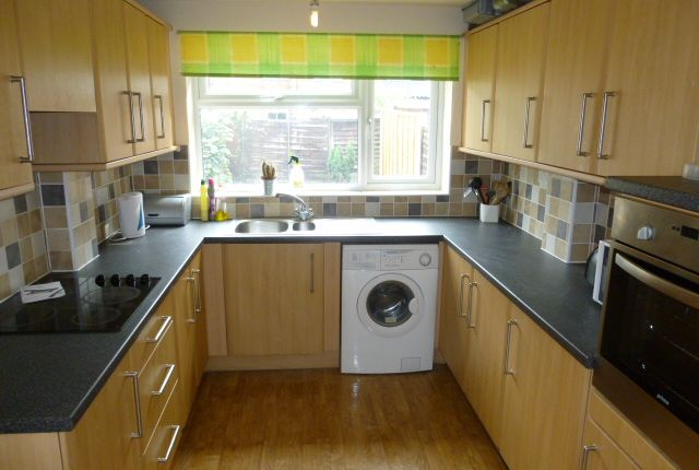 Thumbnail Shared accommodation to rent in Redshaw Street, Derby