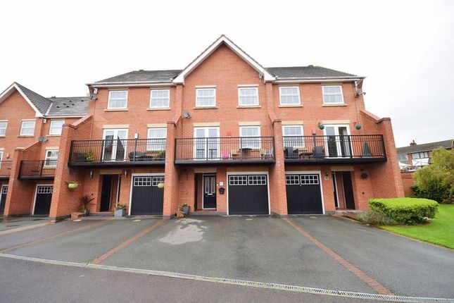 4 bed mews house for sale in Hayeswood Grove, Norton, Stoke-On-Trent