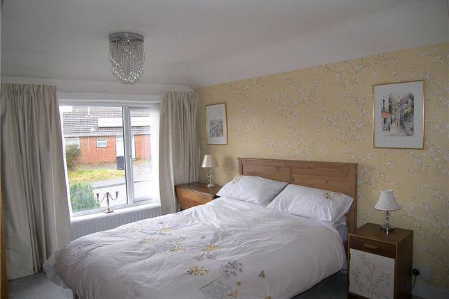 Master Bedroom of Dale View Gardens, Kilburn, Belper DE56