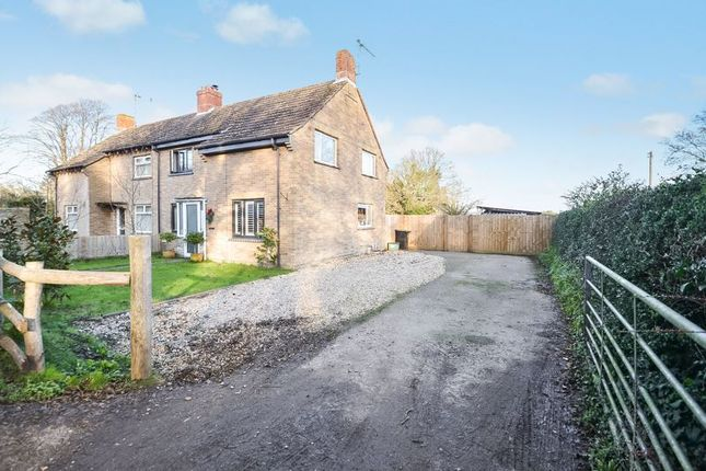 Thumbnail Cottage for sale in Charming Cottage, School Lane, Woodsford