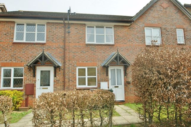 Thumbnail Terraced house to rent in New Rectory Lane, Park Farm