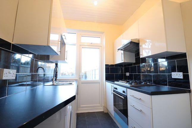 Thumbnail Terraced house to rent in Horns Road, Ilford
