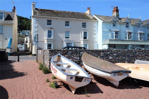 Thumbnail Flat for sale in Manor House, 12 Strand, Shaldon, Devon