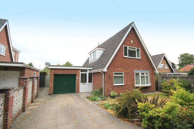 Thumbnail Bungalow for sale in Lime Tree Avenue, Thorpe St Andrew, Norwich