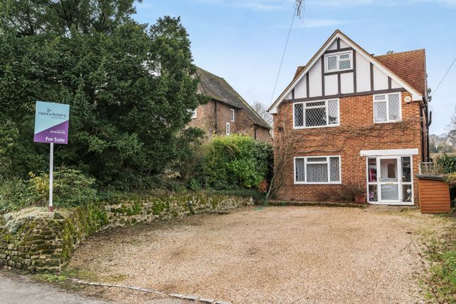 Thumbnail Detached house for sale in Carron Lane, Midhurst
