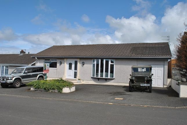 Thumbnail Bungalow to rent in Bymacan Close, Friary Park, Ballabeg